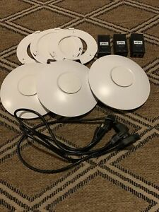 Ubiquiti Unifi UAP Kit of 3 Access Points - Current Firmware Tested Lot