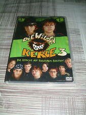 DVD, Die wilden Kerle 3