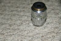 Olympus Japan Neo SPlan 20 x NIC 0.4 Microscope Objective EX condition IC 20