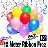 30 X Latex PLAIN BALLOONS BALLONS helium Quality Birthday Party Colourful BALOON