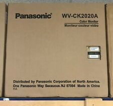 "Panasonic 20"" Color CCTV Security Monitor"