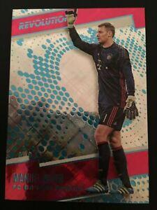 2017 Panini Revolution Cosmic 80 Manuel Neuer ed/100 FC BAYERN