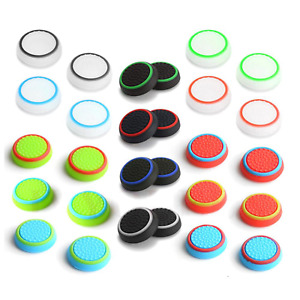 2 x Thumb Stick Cover Grips for PS4, XBOX One, PS5, Series X S Controller Grip