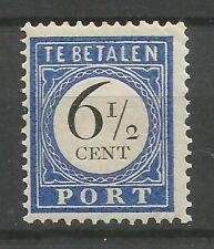 Nederland Port nummer 20 postfris