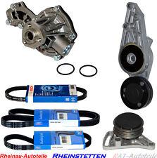 Keilrippenriemensatz+WAPU AUDI A4 A6/Avant/Cabri VW PASSAT 3B2/KOM 3B5 1.6-1.8/T