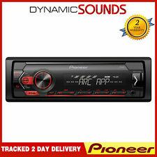 Pioneer MVH-S120UB Coche Estéreo RDS Clavija MP3 Auxiliar USB Ipod IPHONE Player