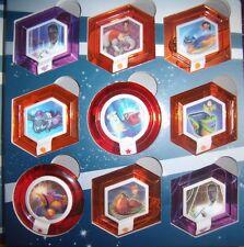DISNEY INFINITY Series 1 Complete 30 Power Disc Sets TRU Album Merlin Dumbo Abu