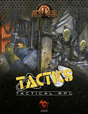 AT 43 Tactics Tactical RPG Book NEW!