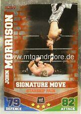 Slam ATTAX Mayhem #037 John Morrison-Starship Pain