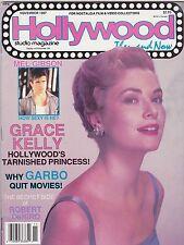 NOV 1987 HOLLYWOOD STUDIO vintage movie magazine GRACE KELLY - MEL GIBSON
