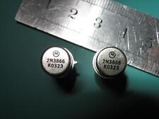 2N3866 transistor x2