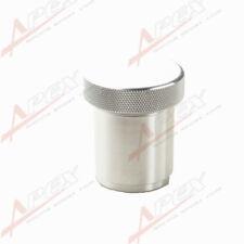 "1 1/2"" I.D Aluminium Alloy Weld On Filler Neck & Cap For Dry Sump Fuel Tank"