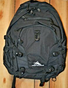 NEW - High Sierra Loop Backpack - Black