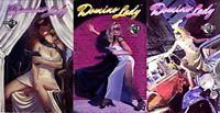 Domino Lady #3-5 (2009-2010) Moonstone Comics - 3 Comics