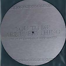 You To Me Are Everything von The Real Thing Vs. Daren Deezer (2005)