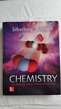 Chemistry, The Molecular Nature of Matter and Change 7e by Silbergberg, Amateis