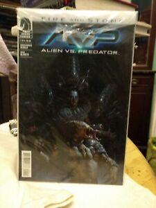 Alien vs Predator AVP Dark Horse Comic 1of 4