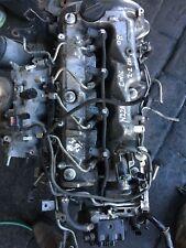 HONDA CIVIC 2.2 I-CTDI DIESEL ENGINE N22A2 140BHP 2006 2011 #W291 Pump+injectors