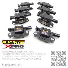 AEROFLOW X-PRO IGNITION COIL SET V8 LS2 6.0L MOTOR [HOLDEN WL-WM-WN CAPRICE]