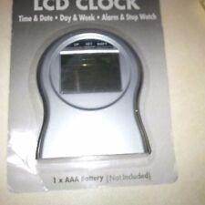 """LCD alarma reloj/tiempo/fecha y mucho más fuctions 2"""" gadge-Tech Bnb"""