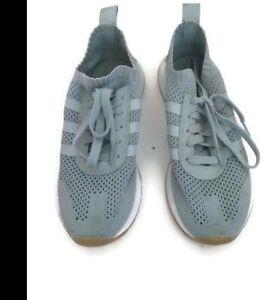 adidas Original women Samba Primeknit Shoes Size 7 Green Sneakers