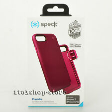 Speck Presidio Case Cover For iPhone 7 iPhone 6s iPhone 6 iPhone 8 Purple Pink