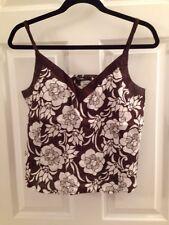 Ladies H&M Floral Linen Top