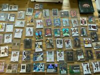 Wholesale Lot Autograph Game Used Jersey Relic Auto Insert Pack