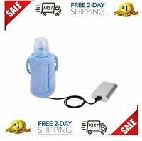 Calentador del calentador de biberones con leche USB Mantenga la leche o el agua