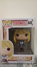 New Funko POP! Animation Anime Fairy Tail Lucy Heartfilia Wizard Vinyl Figure
