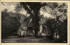 Region Honderdingen Walsrode ~1940 Partie a.d. Meinderdinger Kirche Meinerdingen