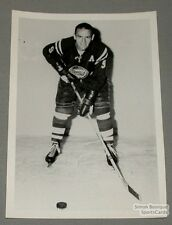 AHL Mid 60's Buffalo Bisons Larry Wilson Hockey Photo