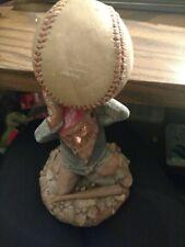 Atlas-R 1990 Tom Clark Gnome Cairn Studio Item#5113Ed#17 Artist Signed Used