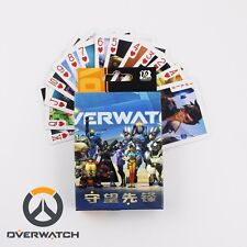 Hot Online Game Overwatch OW Poker Cards Playing Cards Deck Poker Cards With Box