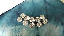 Unbranded Rhinestone Glass Vintage Costume Jewellery
