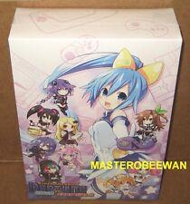 PS Vita Superdimension Neptune vs. Sega Hard Girls Limited Edition New Sealed