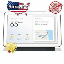 "Google Home Hub Assistant (GA00515-US) Charcoal Grey Smart 7"" Display BRAND NEW"
