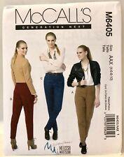 McCall 6405. Generation Next Watson Misses' Jeans, Pants. Sz 4-10.Uncut, FF. OOP