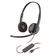 PLANTRONICS Blackwire 3220 USB-C Corded UC Stereo Headset