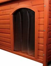 Trixie Plastic Door for Dog Kennels Various Sizes 39590 Dimensions 24 X 36 Cm