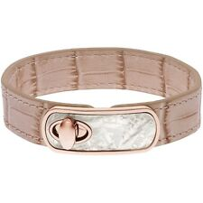 caf85912dd09 EMPORIO ARMANI EGS1868221 WOMENS LEATHER WITH ROSE GOLD BRACELET