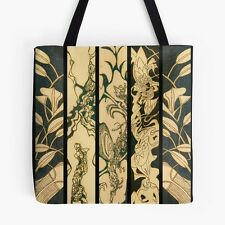TOTE BAG w/EXCLUSIVE COMPELLING SOLAR ETCHED DESIGN ~ Stunning Unique