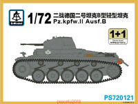 S-model 1/72 PS720121 Pz.kpfw.II Ausf.B (1+1)