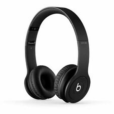 Beats Solo HD On-Ear Headphone (Drenched Matte Black)
