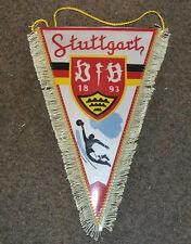 WIMPEL - VFB Stuttgart - 70er Jahre in Folie - Sparta Prag Stempel