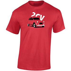 Lumipix 2CV Citroen Classic car Mens T-Shirt