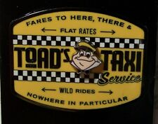 Disney Pin Mr. Toad's Wild Ride Toad's Taxi Service
