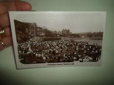 Old RP PC Childrens Corner Scarborough Franked+Stamped 1912 Davidson Bros  #163