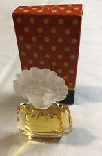 Flore Perfume Carolina Herrera Mini Bottle Vintage Box