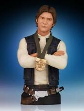 Star Wars Han Solo Hero of Yavin Bust Gentle Giant not Sideshow Statue